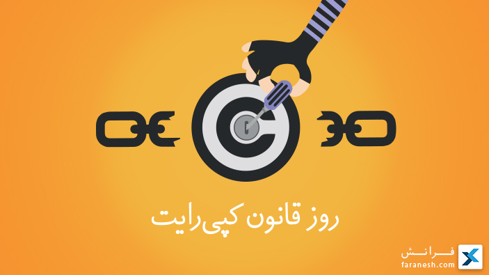 روز قانون کپیرایت