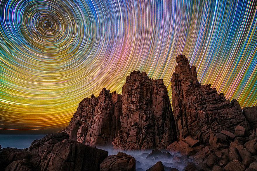 نوردهی طولانی یا لانگ اکسپوژر در عکاسی از ستارهها