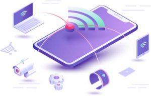 اتصال دستگاههای مختلف به شبکه خانگی