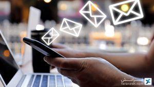ایمیل مارکتینگ تلفن همراه