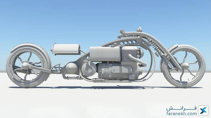 مدلسازی در Maya
