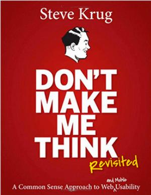 کتابهای طراحی UI - Don't Make Me Think