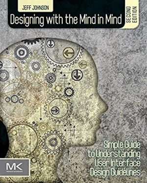 کتابهای طراحی UI - Designing with the Mind in Mind