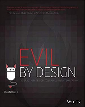 کتابهای طراحی UI - Evil by Design