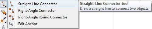 آموزش Corel Draw - خطوط مستقیم