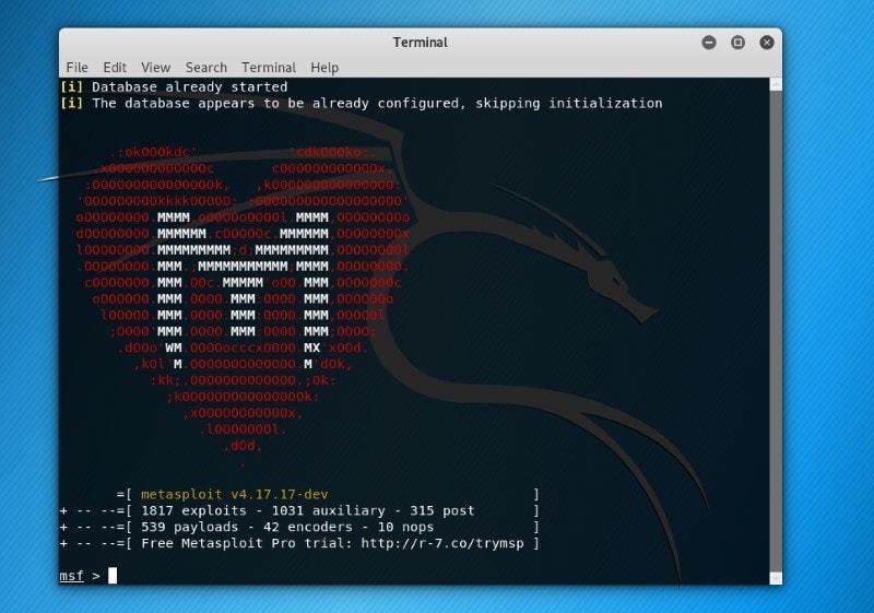 Metasploit Framework فریمورک تست نفوذ