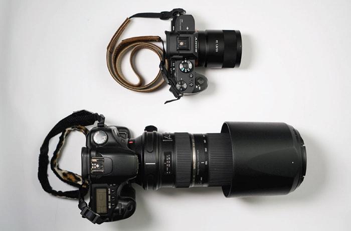 دوربین های مختلف