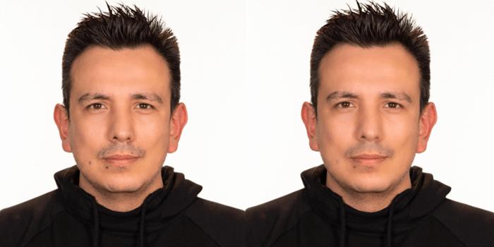 Neural Filters: Smooth Skin برای صاف و نرم کردن پوست در آموزش فتوشاپ 2021
